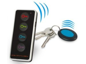 blue tooth key finders
