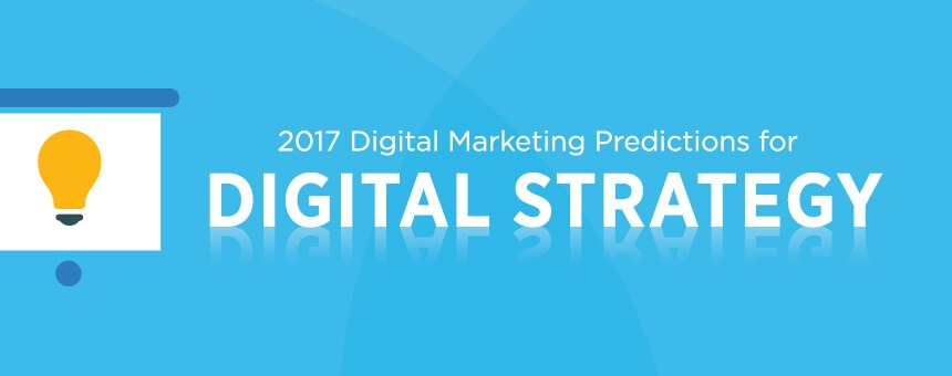 Digital Marketing Predictions For 2017