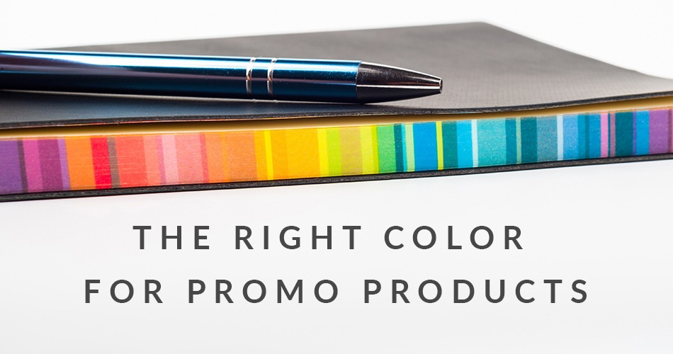 The Right Color for Promo Products