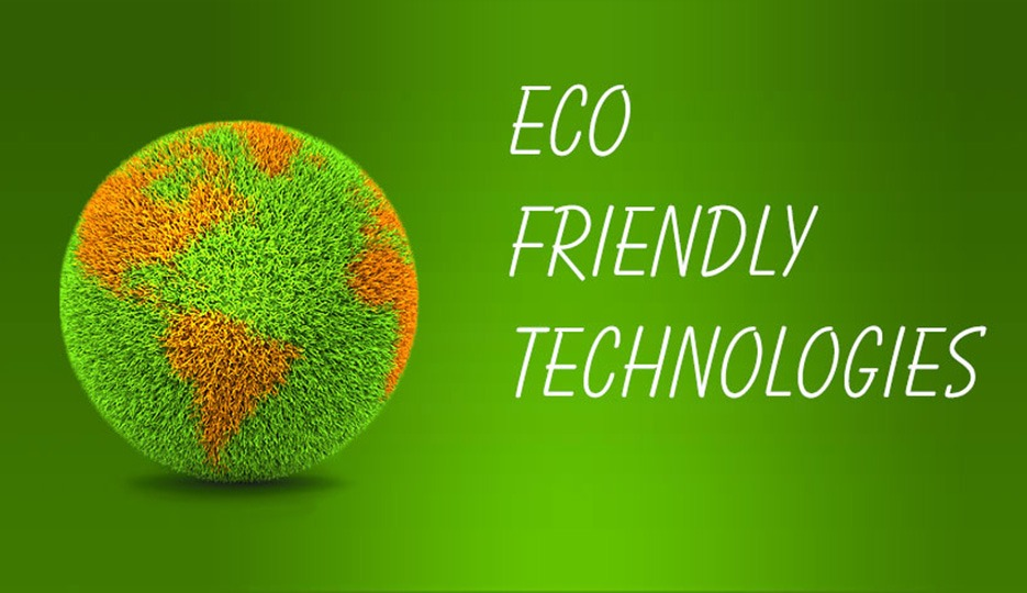 Eco friendly printing techniques