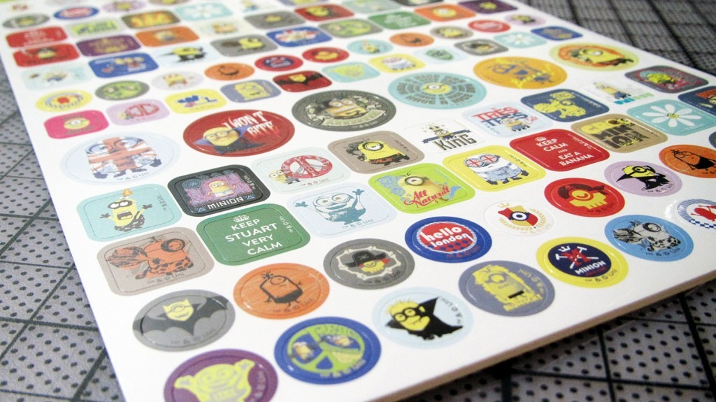 Stickers- The Best Marketing Tool Ever!