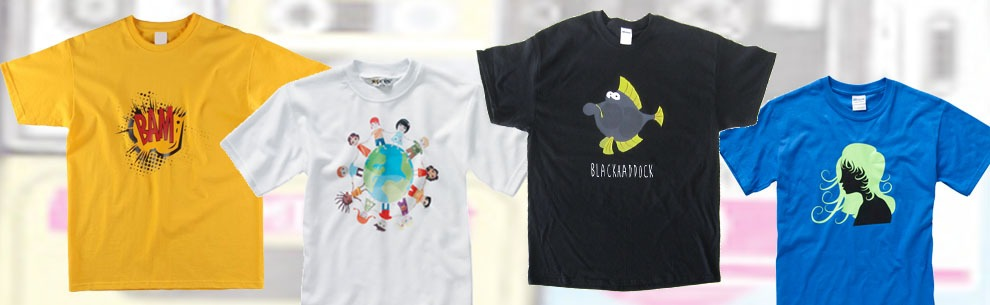 Be Creative and Different with T-shirt Marketing