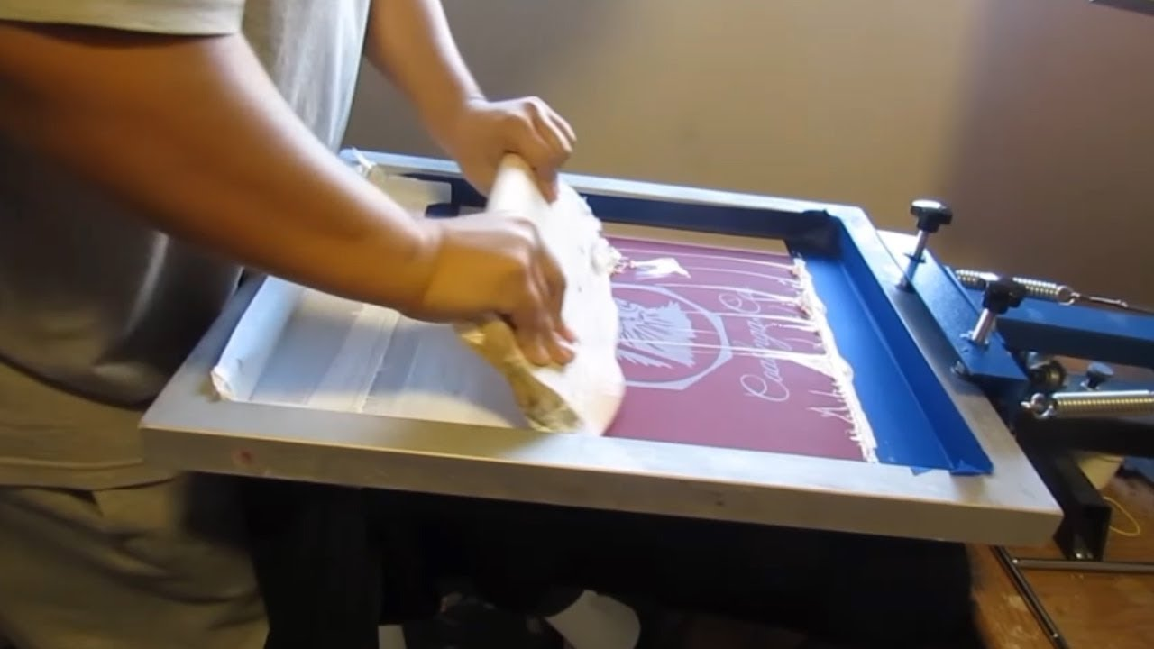 Screen Printing Franchise – A Good Small Business Franchise