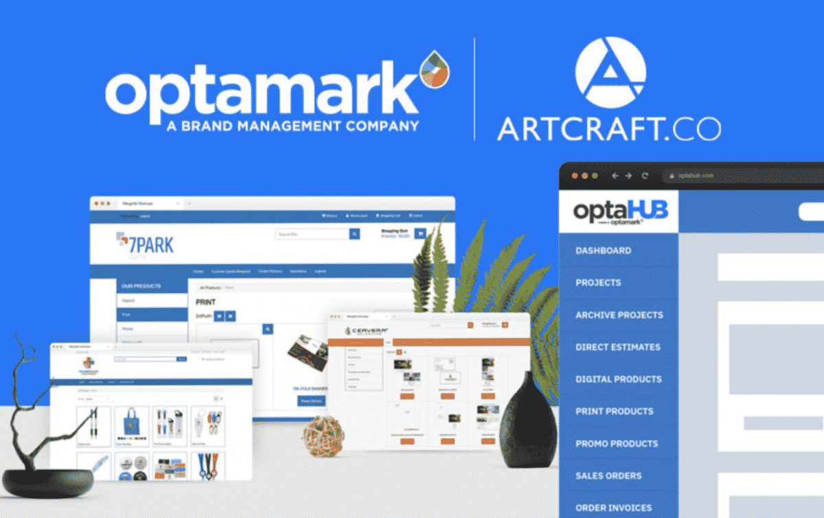 Optamark Starts Franchise Business Off With A Bang: The Artcraft Company Officially Joins Franchise
