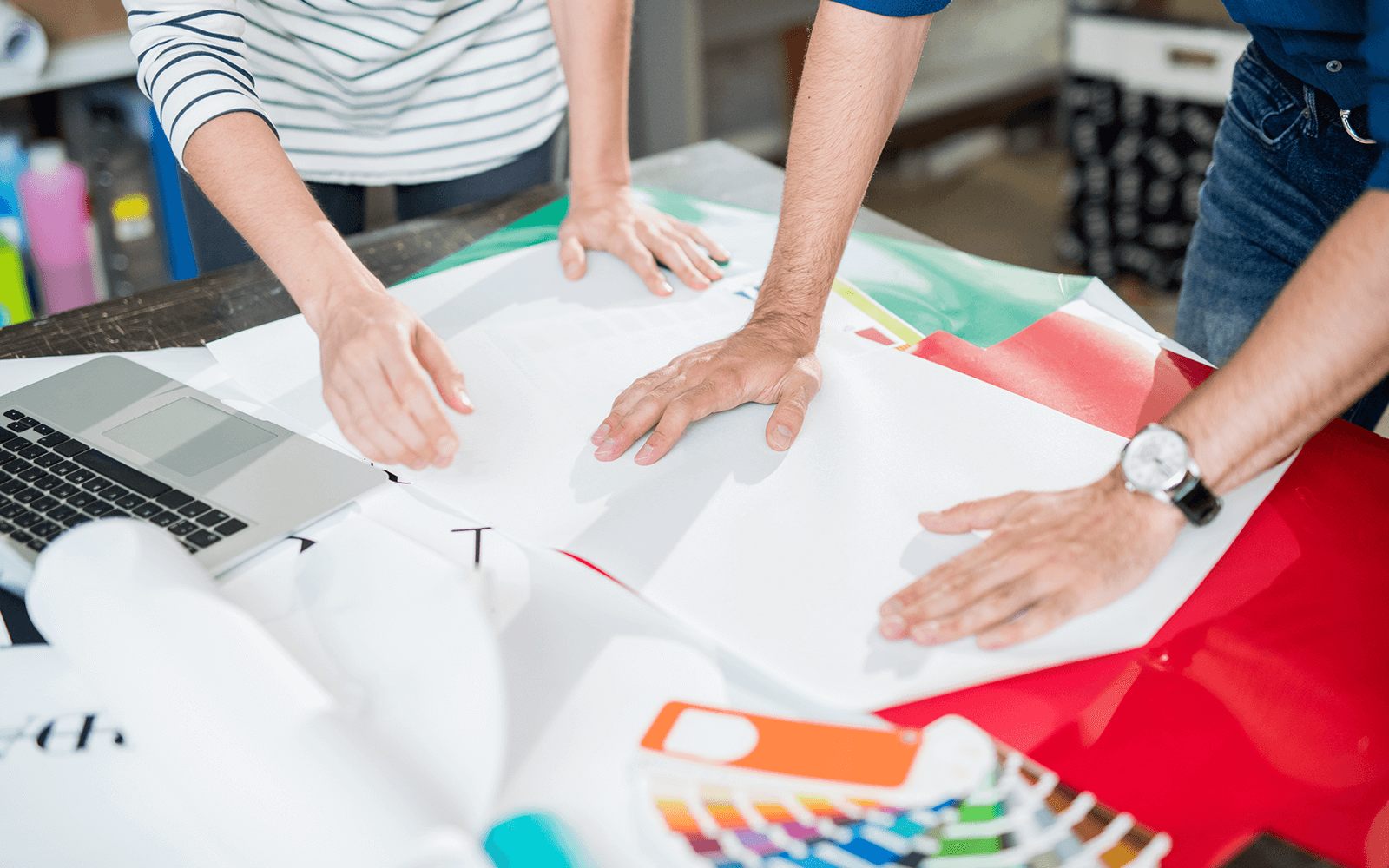 Printing, marketing and signage: The three pillars of a business