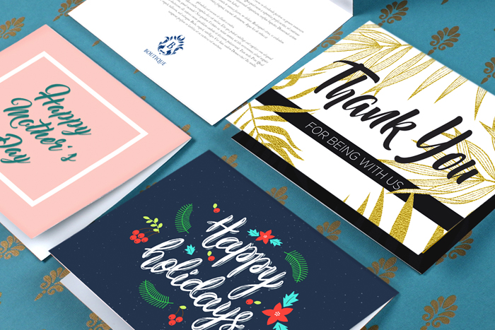 4 Tips To Make Your Business Greeting Cards Stand Out