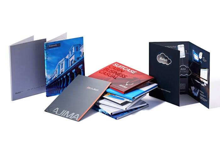 Be Professional by Using Presentation Folders
