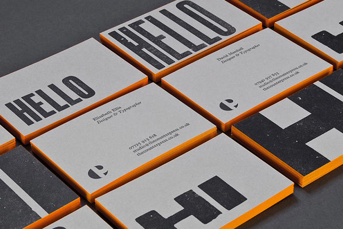 6 Business Card Trends for a Great First Impression